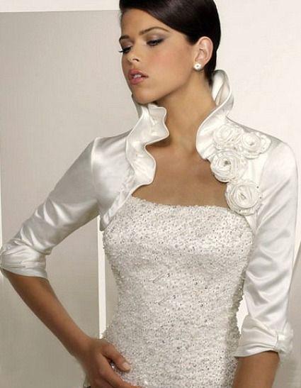 boleros | Los boleros más fastuosos son ideales para los vestidos de ...