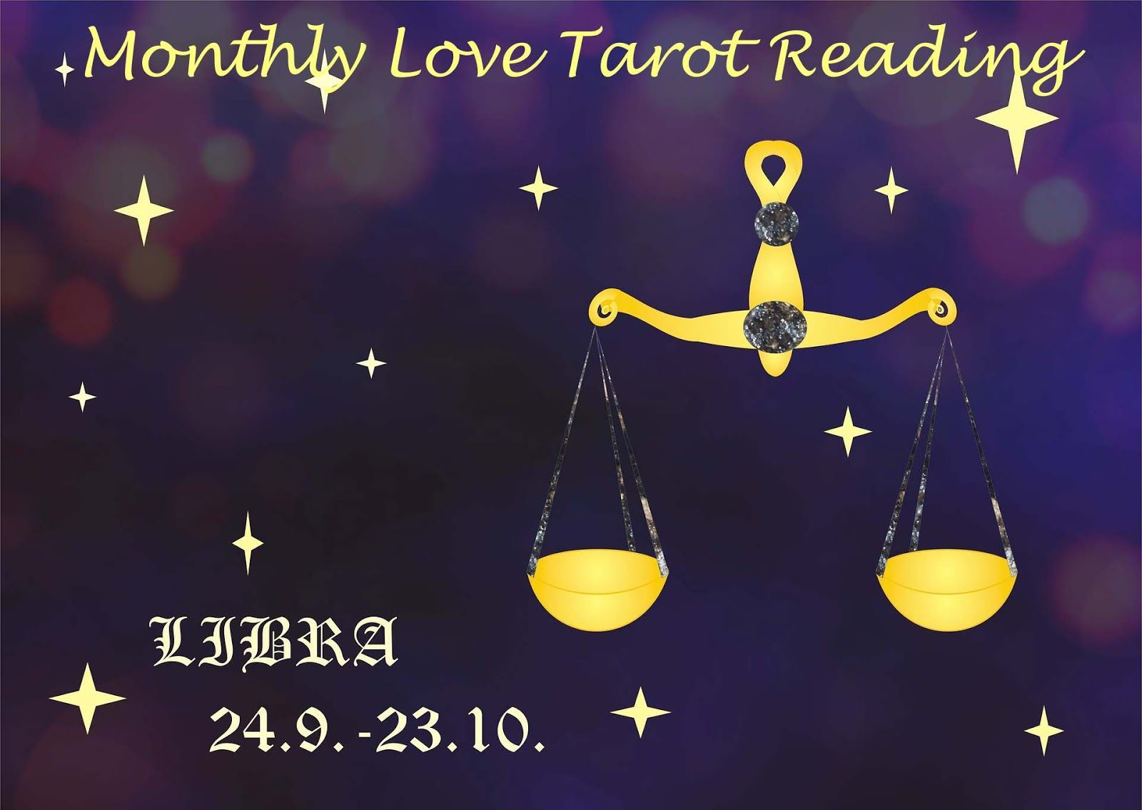 tarot reading october libra