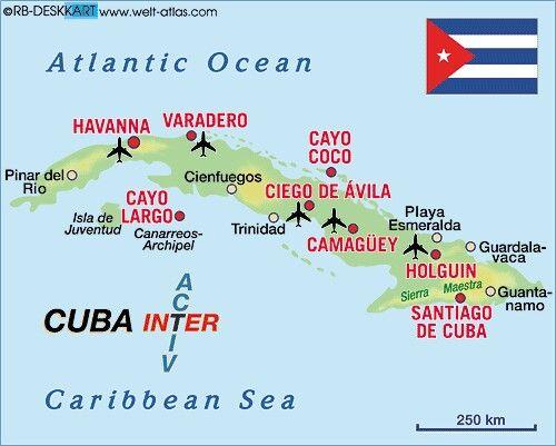 Cayo Largo Cuba Mapa.Cayo Coco Cuba Varadero La Habana Cuba Cuba