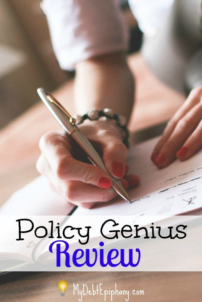 Policy Genius Review: Affordable Term Life Insurance. Term Life  InsuranceFree QuotesTo ...