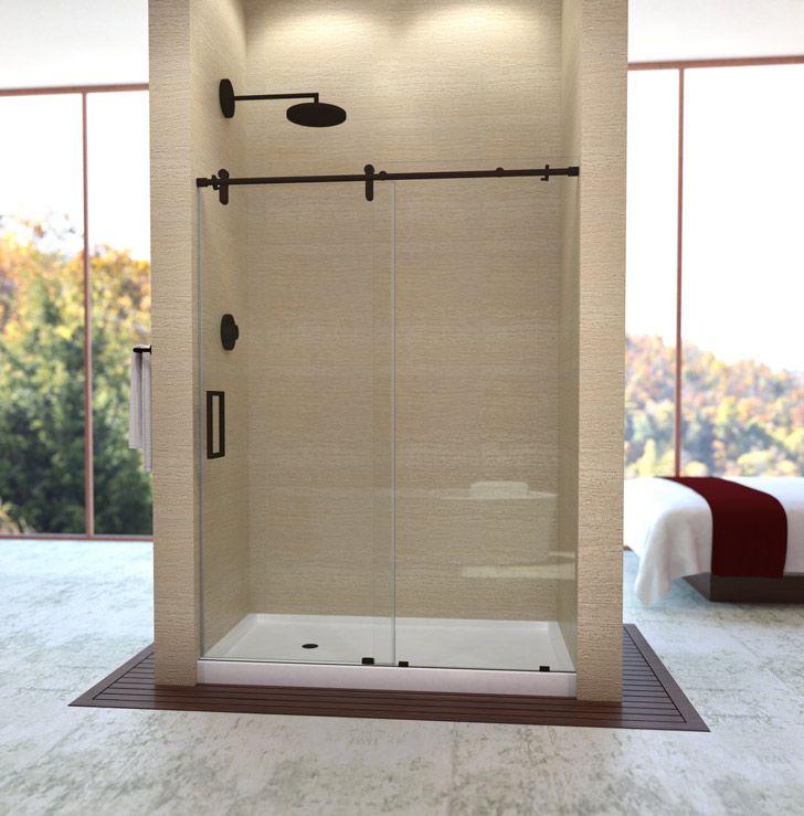 Alumax Shower Doors Big Bathrooms Master Bathroom Remodel Shower