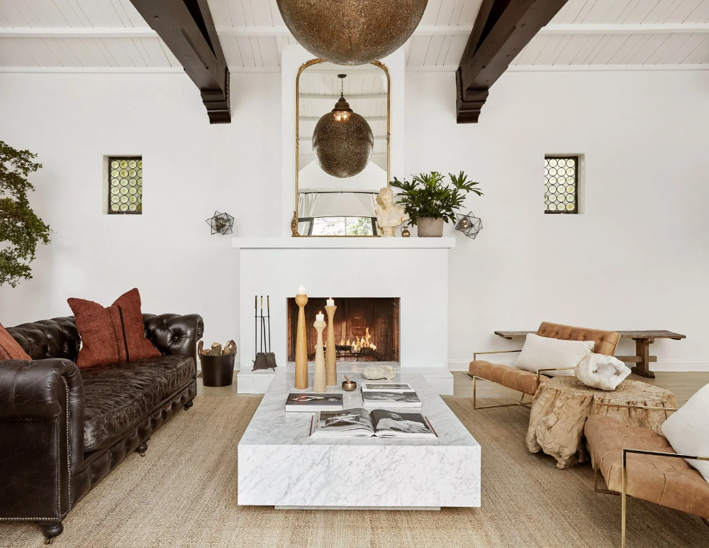 Inside Shay Mitchell S Reimagined L A Oasis Home Home Living