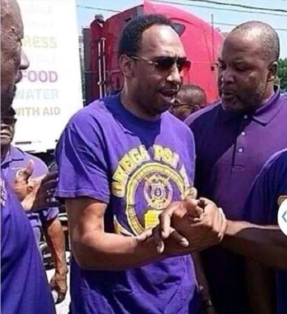 Stephan A.   Thee Omega Psi Phi Fraternity Inc ...