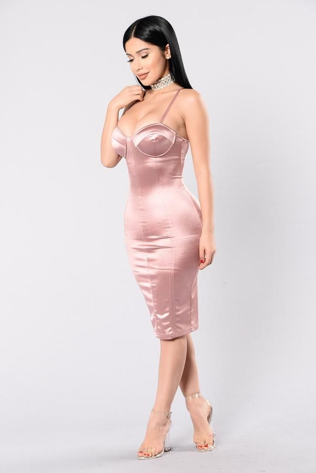 Stupid In Love Dress - Mauve | Vestidos ajustados, Amazonas y Tacones