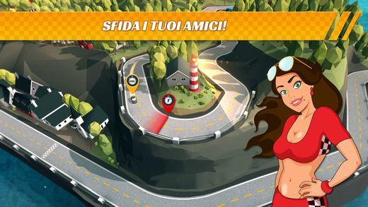 Pocket Rush: corse automobilistiche e tanta adrenalina
