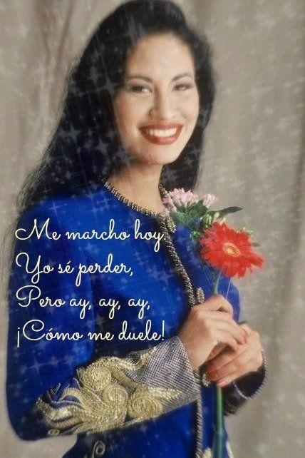 Como la flor-Selena.