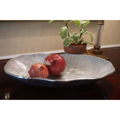 Simplydesignz Ripple Oval Tray