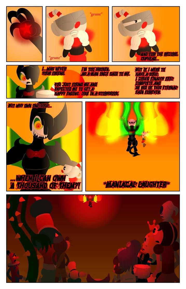 A Hedgehogs Lament Act 2 Pg 5 by SonikkuFan94 on