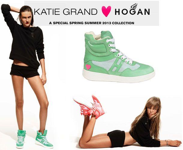 #KatieGrand loves #Hogan and you?  #Hogan shoes
