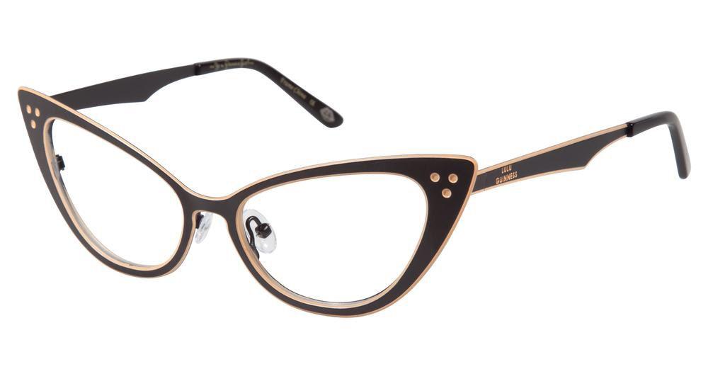 8618f2f0dd7 Lulu Guinness L753 Eyeglasses