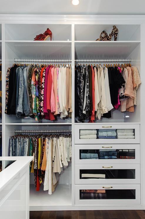 70+ Elegant Walk In Closet Design Ideas, Layout Dan Tips | Home Interior  Design | Pinterest | Closet, Walk In Closet And Closet Bedroom