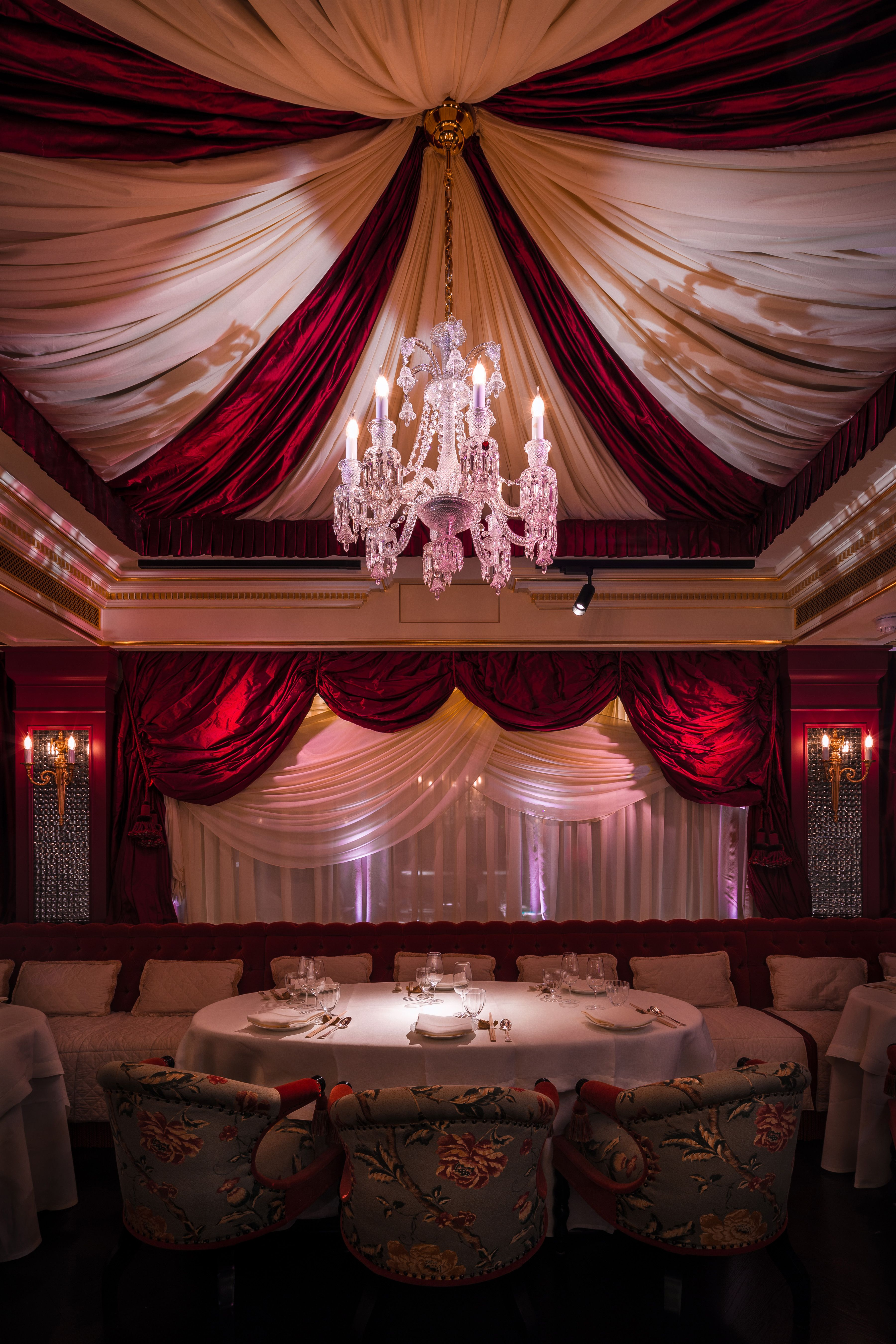 Salon Chinois Salon De Chine Upstairs In Park Chinois Serving Chinese Cuisine