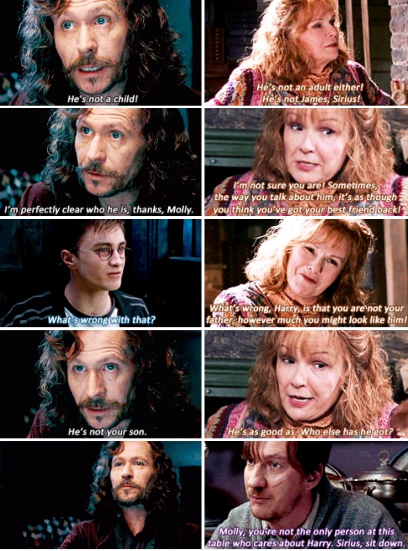 Harry Potter Book Quotes Harry Potter And The Order Of The
