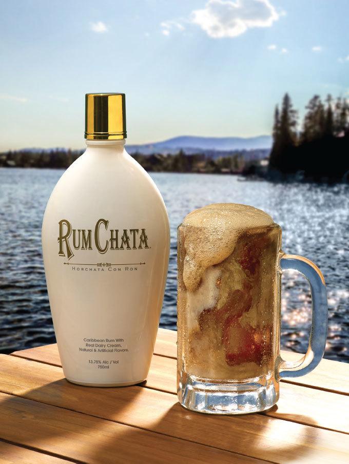 Rumchata Root Beer Float Recipe In 2020 Root Beer Float Root Beer Alcoholic Drinks