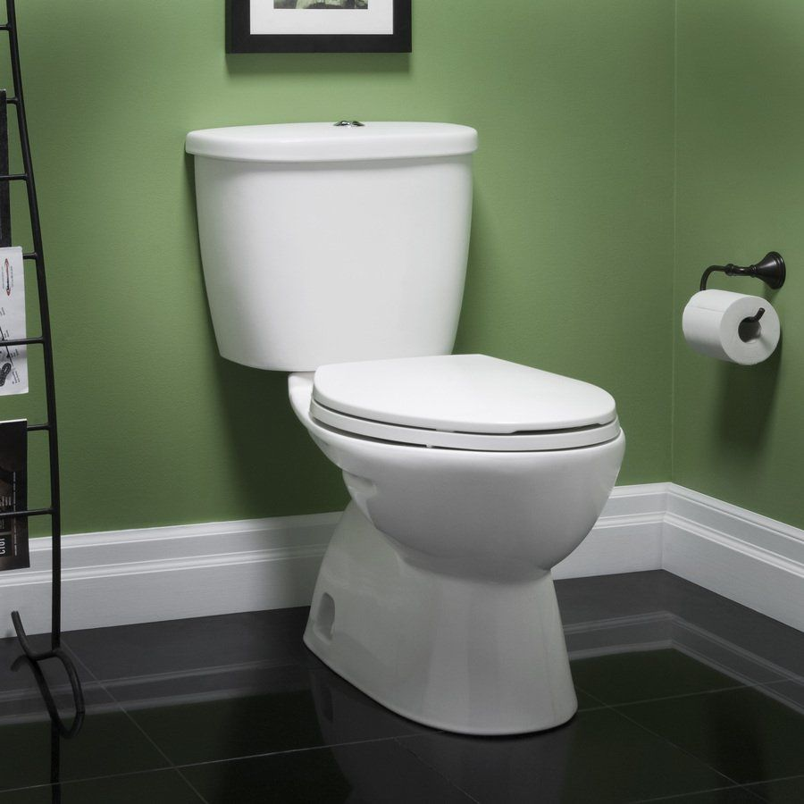 American Standard 2779516.020 High Efficiency Watersense Dual-Flush ...