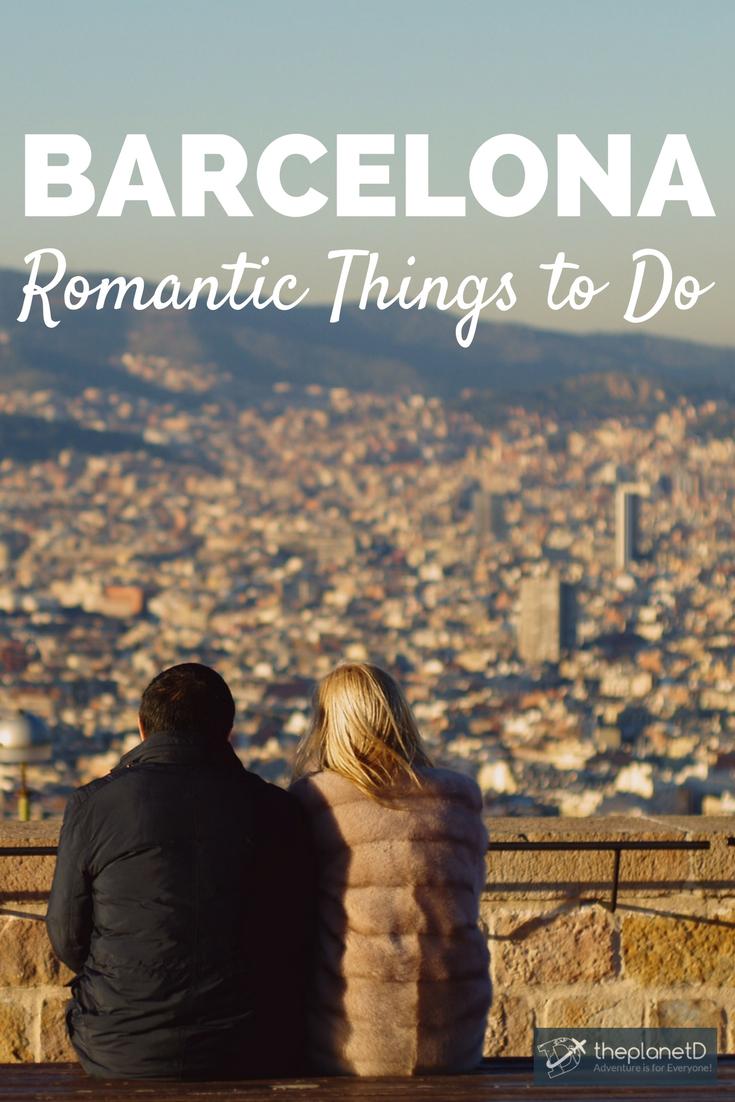 Barcelona's Gaudì And Dancing