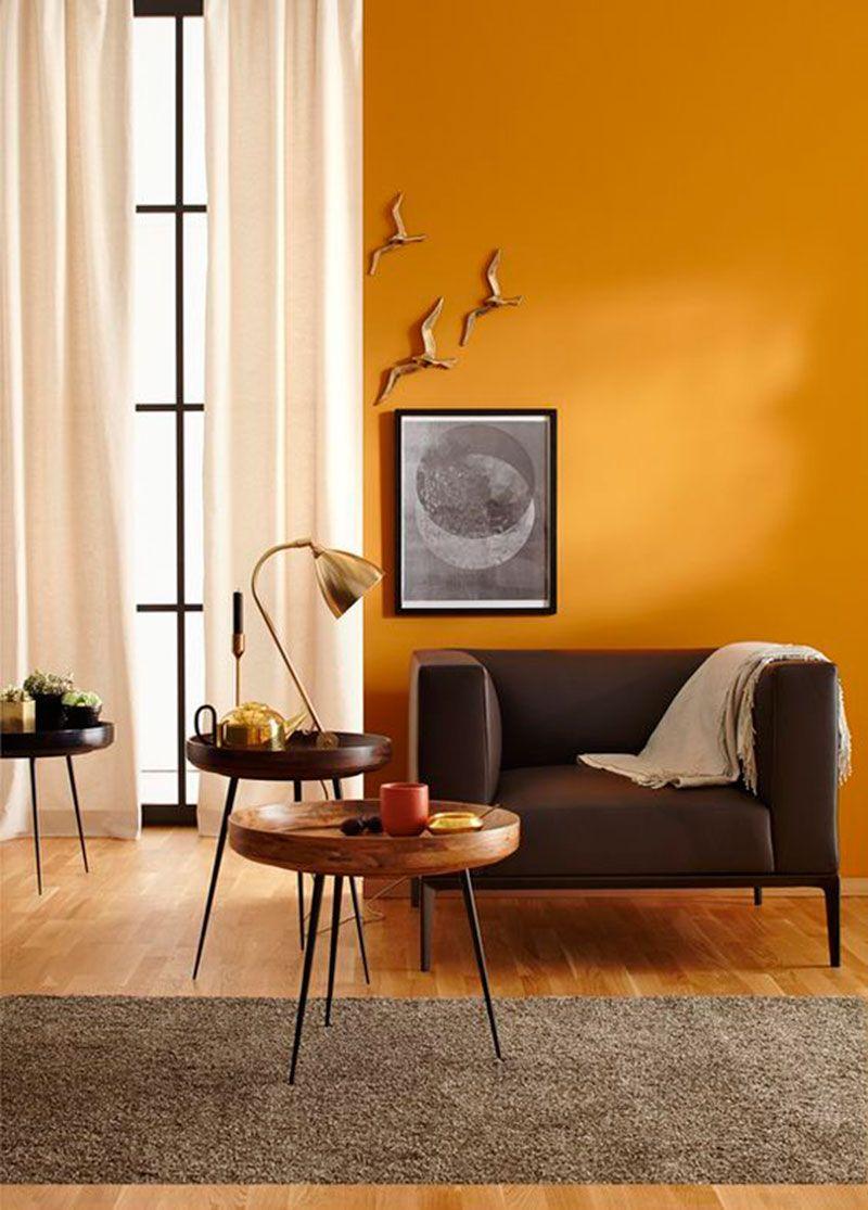 Mostaza En 2020 Decoracion De Interiores Pintura Colores De Interiores Diseno De Interiores Salas