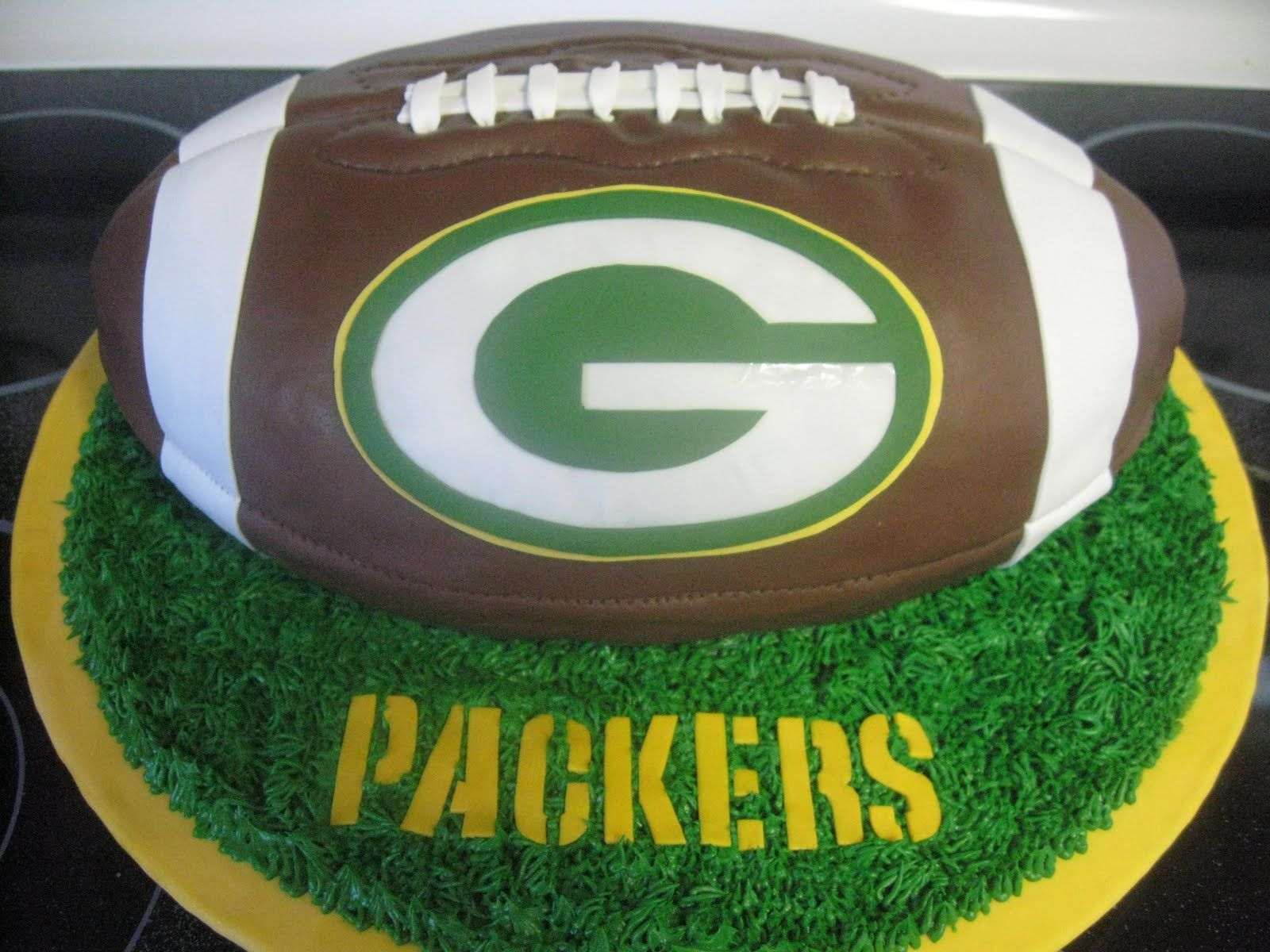 Image Result For Green Bay Packers Football Cake Green Bay Packers