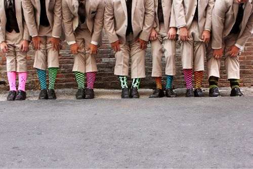 Choosing Your Groomsmen (while making sure all your friends are still talking to you)