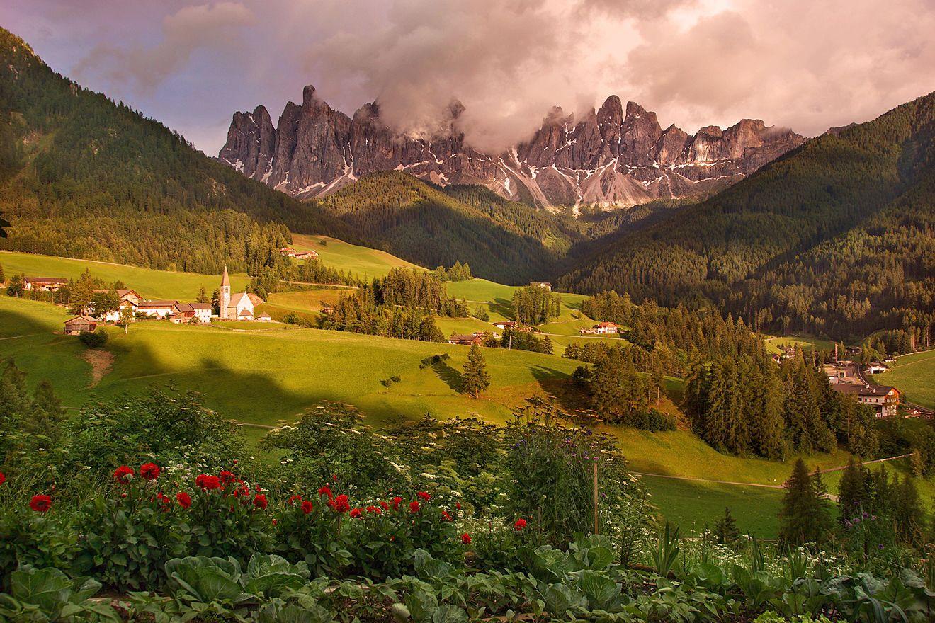 что может доломитовые альпы италия фото середине будем размещать