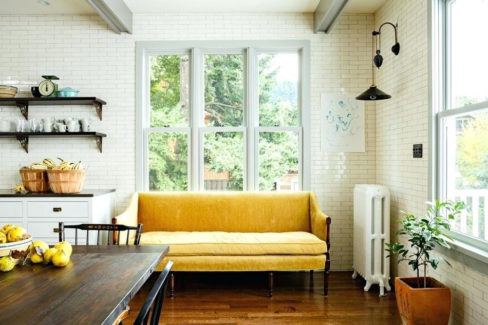 Kitchen Sofa Seating