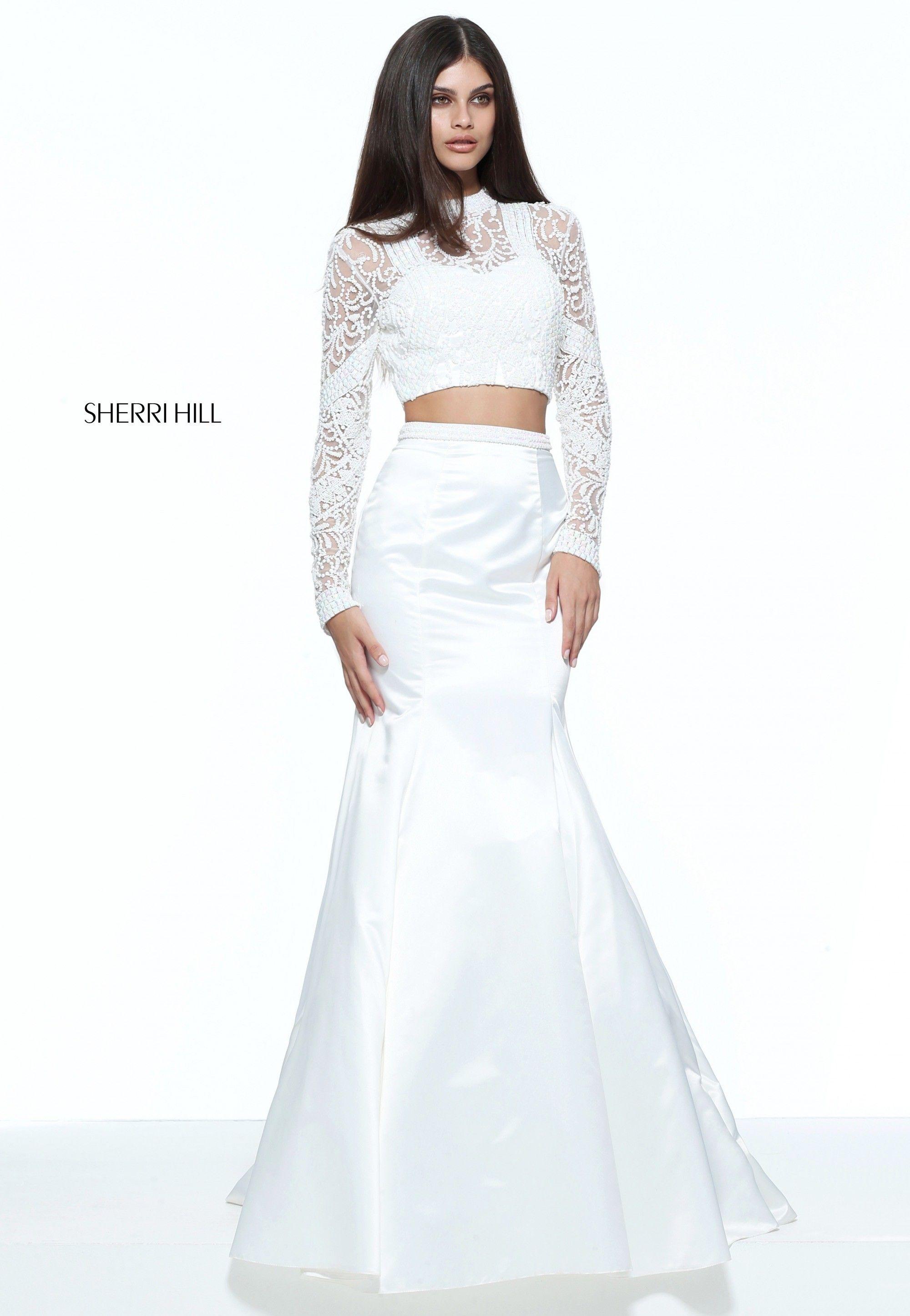 Sherri Hill 51107 Prom Dress Sherri Hill Prom 2018 Prom Dresses