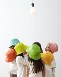 Kindersonnenhut- Tutorial & Schnitt (englisch)