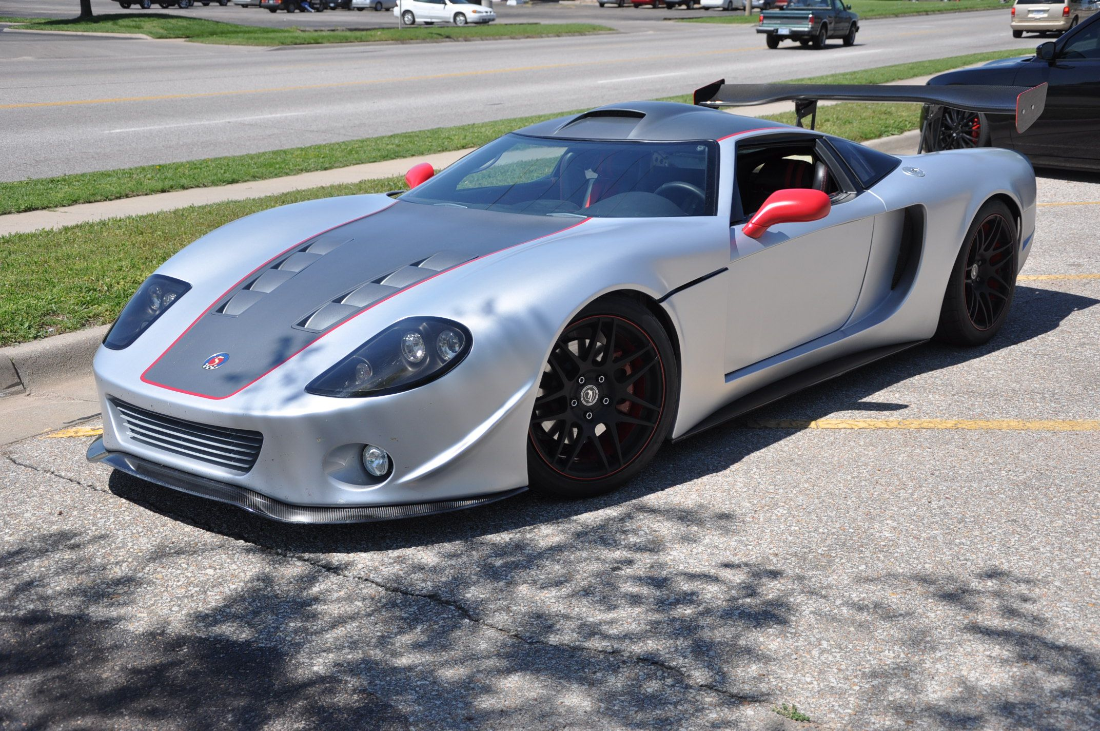 For Sale Gtm Supercar Coupe With Body Modification