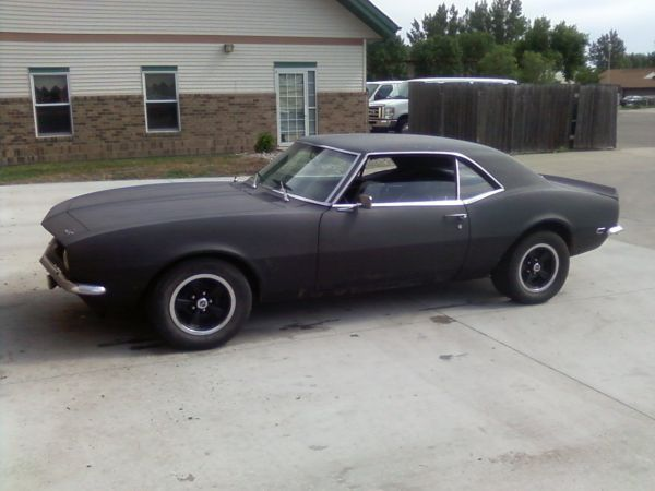 1968 Camaro $9,500.00 | I found this on AutosNTrucks.com, (A website that searches all other websites for vehicles for sale in the Fargo area.) It was originally listed on Craigslist on 2012-12-11 15:50:02.