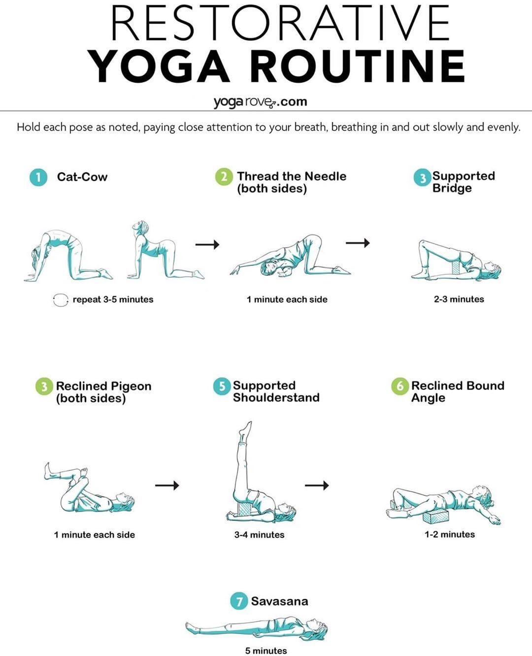 Yoga For The Non Flexible On Instagram Are You Feeling Fatigued Tired Or Looking For Some In 2020 Restorative Yoga Restorative Yoga Sequence Restorative Yoga Poses
