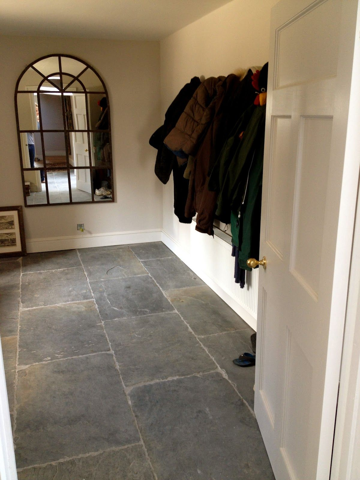 Slate flooring pictures of rooms new back extension boot room slate flooring pictures of rooms new back extension boot room with old slate flooring doublecrazyfo Image collections