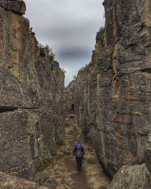 Hiking Tours Usa: Crack In The Ground - Oregon Destination