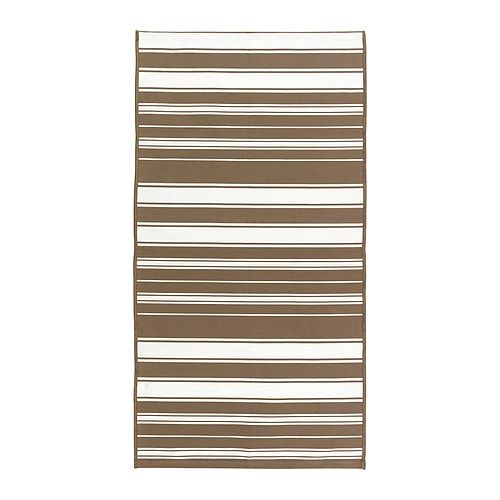 Alslev Rug Flatwoven Ikea The Rug Has The Same Pattern On Both
