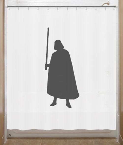 Star Wars Darth Vader Shower Curtain NEW INSTOCK