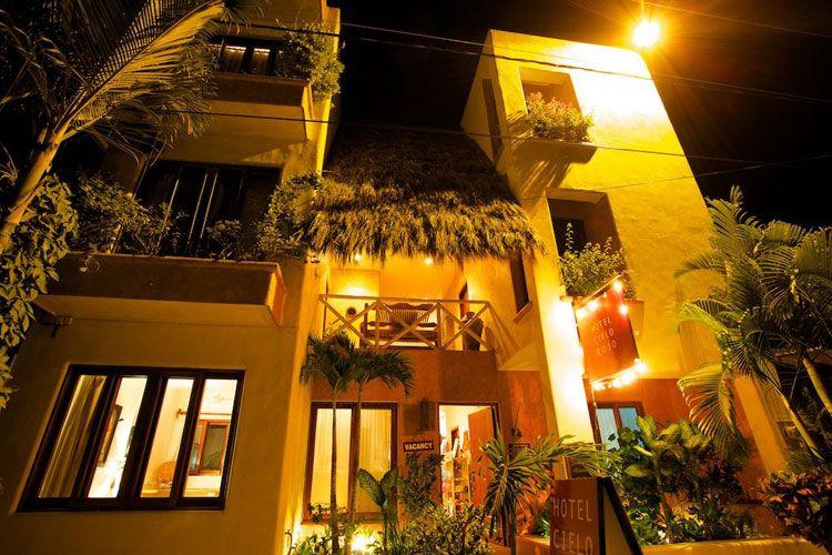 charming boutique Hotel Cielo Rojo  #sanpancho #sanfrancisco #mexico