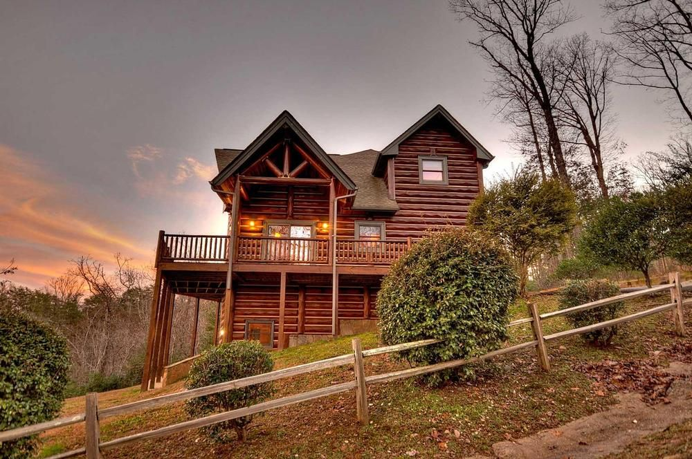 You Ll Create Forever Memories At The North Georgia Cabin Rental Forever Joy This Georgia Mountain Cabins