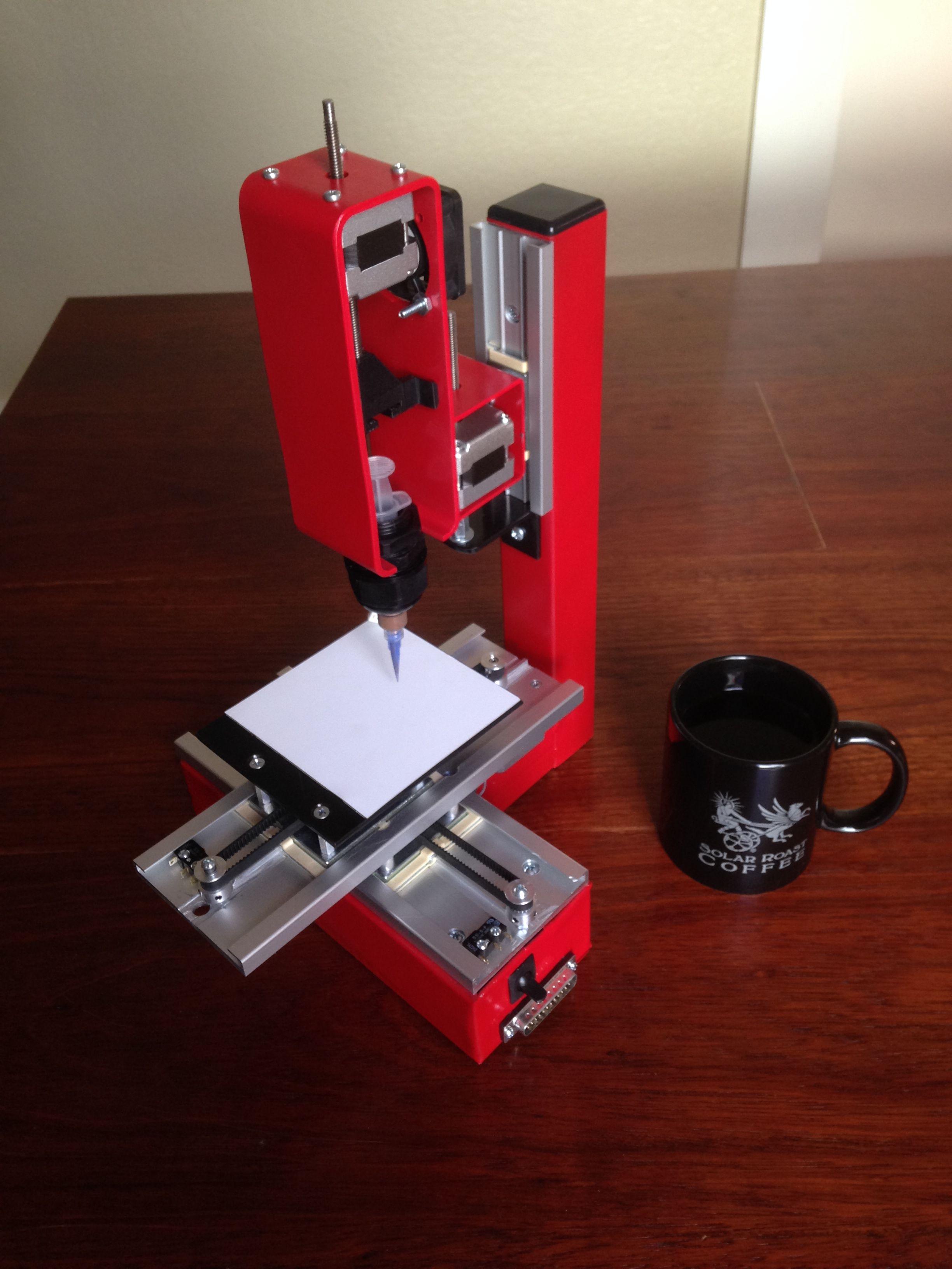 Pin on CNC and 3D Printer