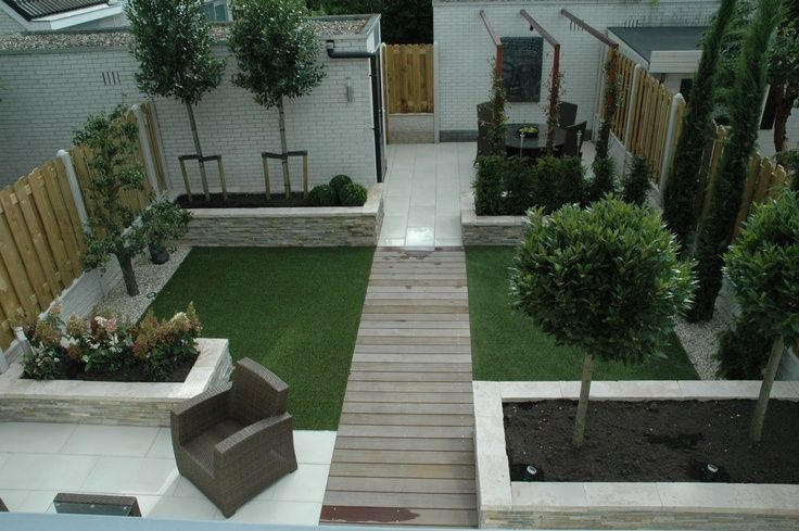 Patio Designs Pavers Grass : Low maintenance small gardens google search garden