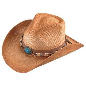 074a5ff3e2b34 RedHead Weekend Walker Raffia Straw Cowboy Hat for Men - XL