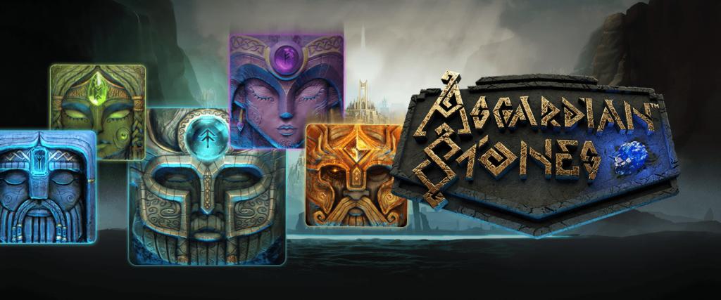 New Asgardian Stones Slot from NetEnt Casinos