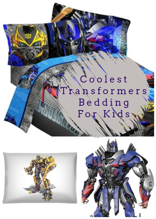 . Transformers  Bedding and Over the on Pinterest