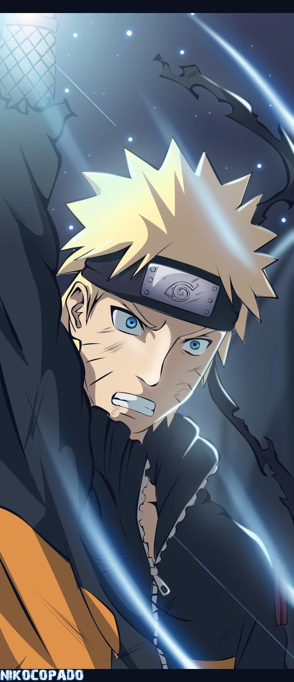 Naruto Rasen Shuriken Fan Art By Nikocopado On Deviantart Naruto Art Fan Art Art