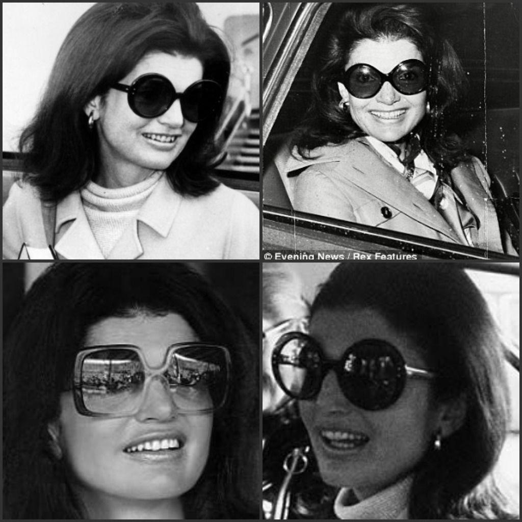 Jackie O sunglasses   Jacqueline Kennedy   Jackie kennedy ... 9024bf536ef6