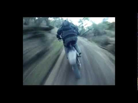 Gopro HD Hero2 dirt bike