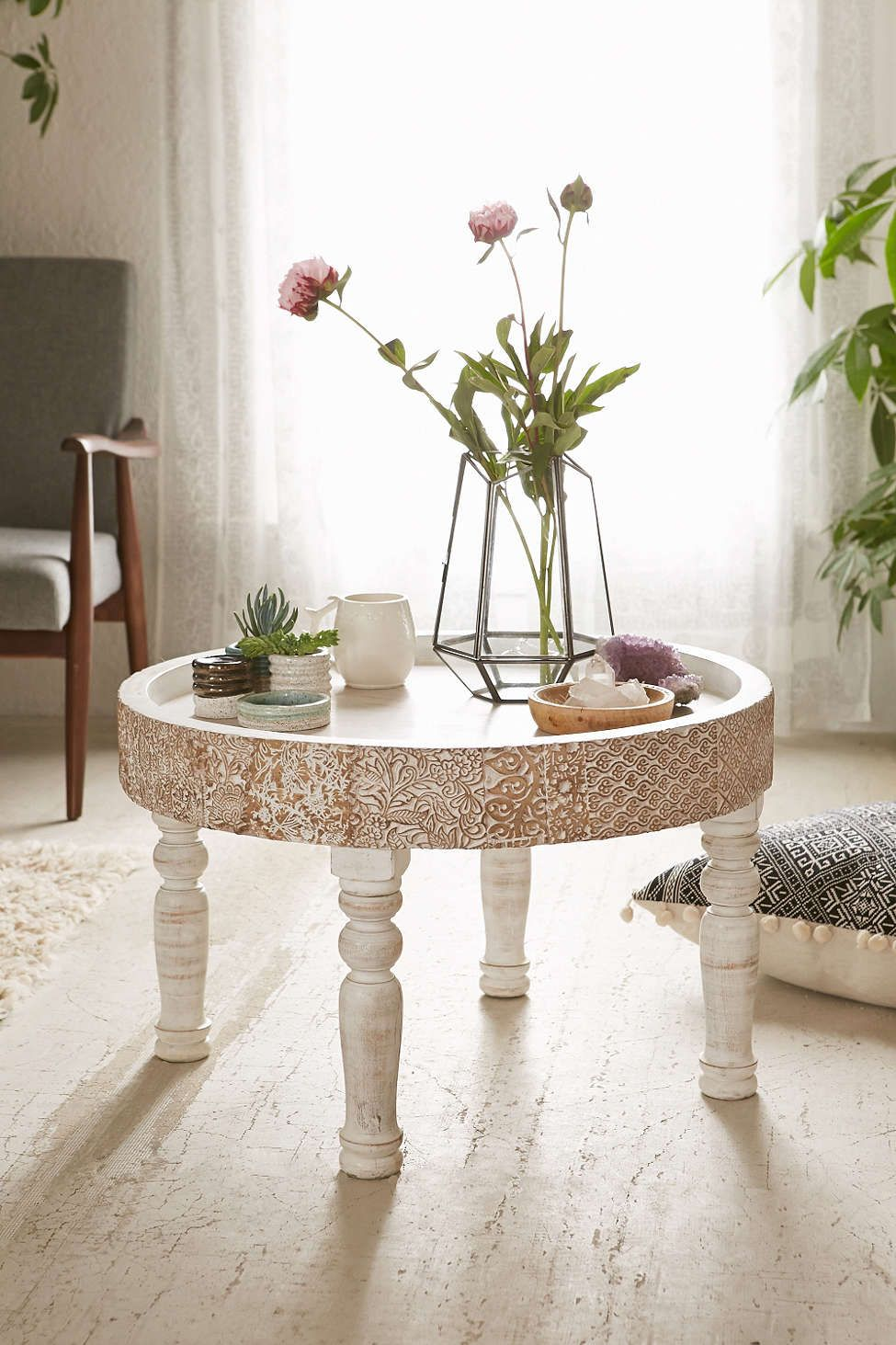 Hope Round Coffee Table With Images Coffee Table Urban
