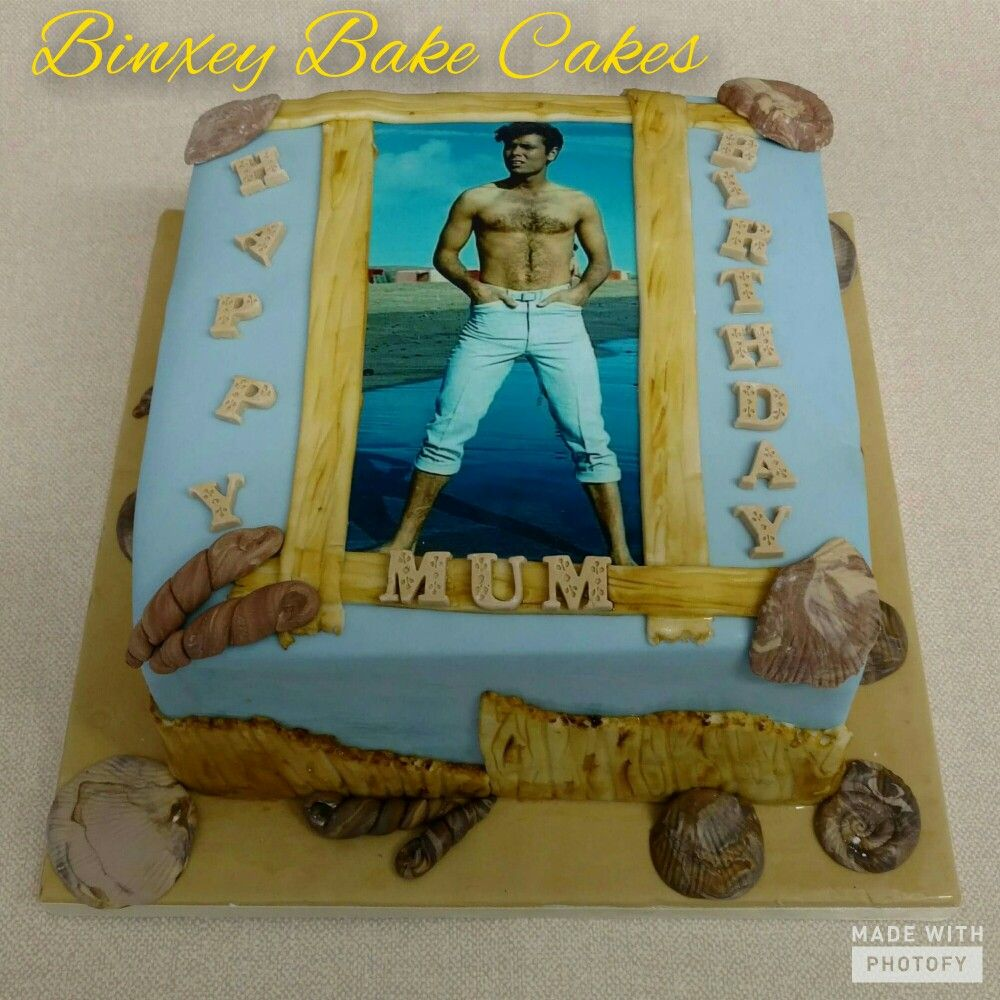 Cliff Richard Cake