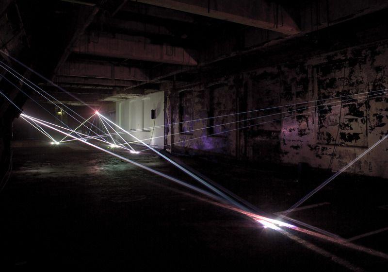 United Visual Artists, Speed of Light