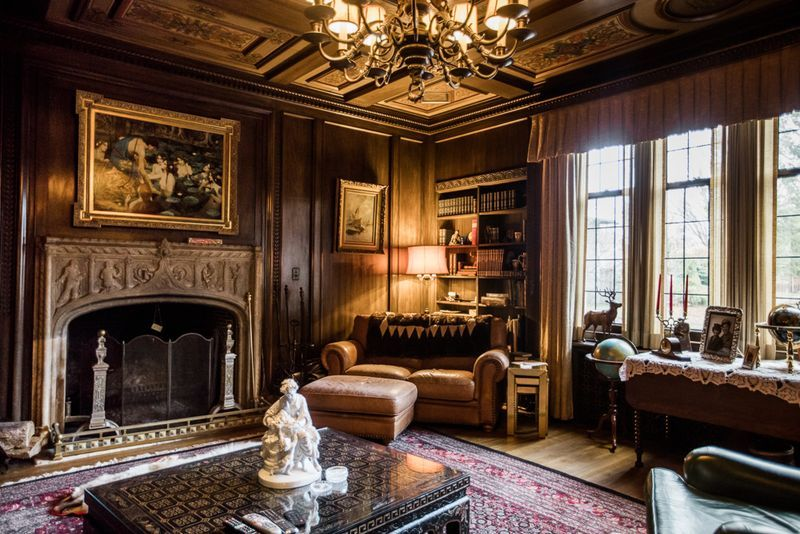 Inside the Restoration of the Charles T. Fisher Mansion