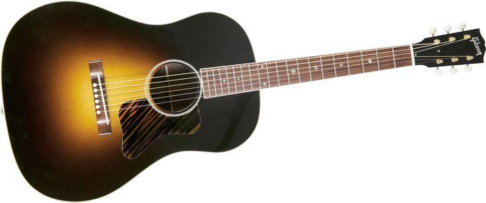 Gibson Jackson Browne Model 1 Acoustic Guitar Vintage Sunburst Jackson Browne Guitar Acoustic Guitar