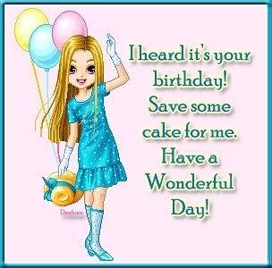 Glitter Birthday Wishes | Happy Birthday Orkut Scraps, Cute Birthday Wishes,  Birthday Glitter .